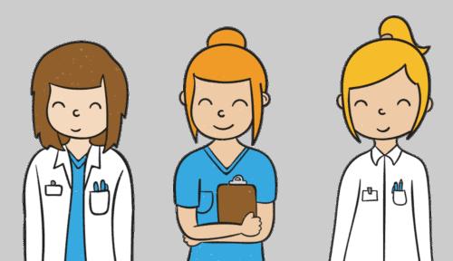 enfermeras productos para enfermería