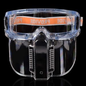 gafas de protección con pantalla
