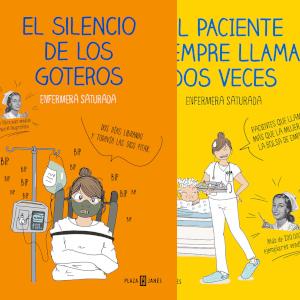 portadas libros para enfermeras
